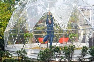 geodesic dome tent for sale-clear domes in backyard-yoga domes for relaxation-glitzcamp (1)