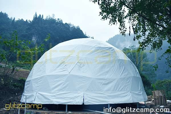 Eco Glamping Domes for Sale-Geodesic Dome Igloos for