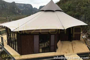 Ensuite Safari Tent for Luxury Glamping Accommodation in ...