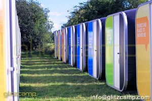 snooze box -glamping box highlands - grassland camping pods - plateau mobile camping pods -glitzcamp