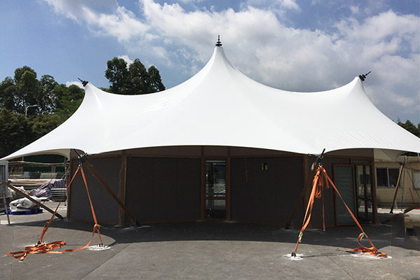 about us-glitzcamp tents-installation testing