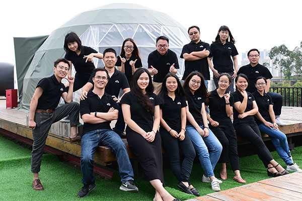 Glitzcamp Marketing Team