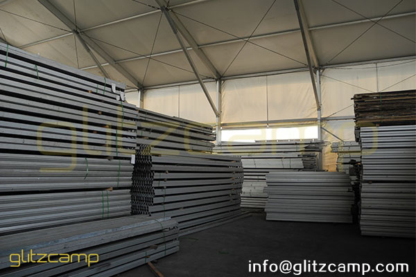 Aluminium Alloy Frame Warehouse