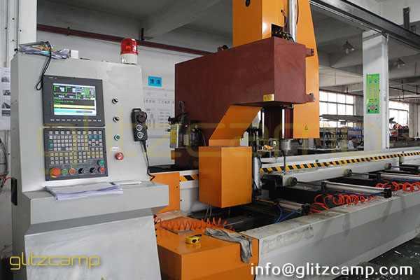 CNC Auto Drilling Machine