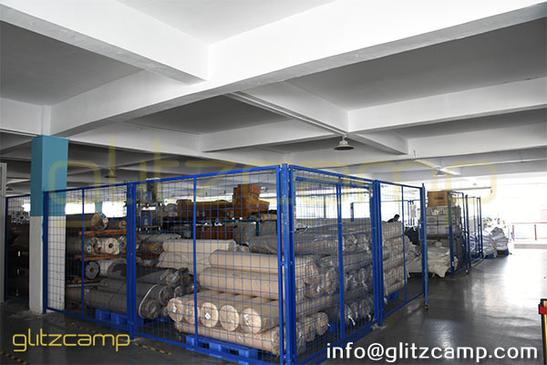 PVC Material Warehouse