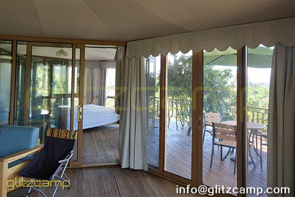 multi peaks lodge tent for sale-luxury lodge glamping in jungle resort-deluxe outdoor accommodation in glamping lodges-glitzcamp (13)