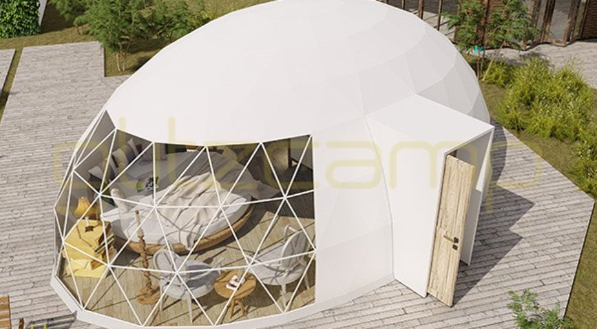 Oval Dome Tent For Jungle Resort Ellipse Dome House For Sale Eco