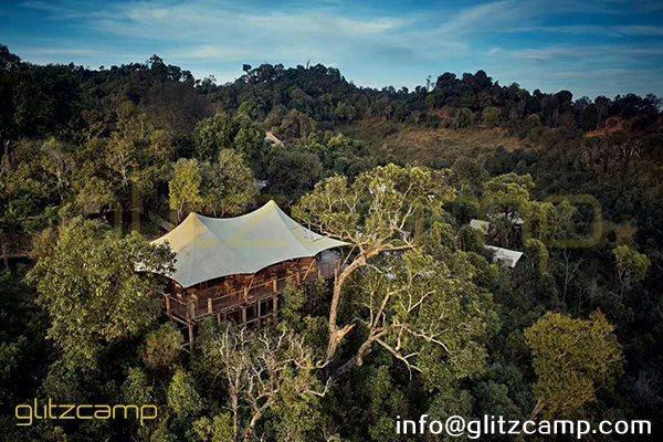 luxury lodge tent for rainforest glamping resorts-two peaks lodge hotels for forest resort-glamping lodges in jungle camps-glitzcamp (2)