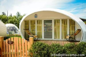 dewdrop dome house - waterdrop dome pod - luxury glamping tented resorts - deluxe glamping tents for sale - eco living tent hotel - Glitzcamp (17)