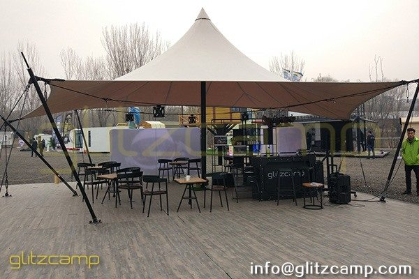 reception tent lodge for sale-customized beach tent for seaside resort-tensile tent structure for outdoor cafe-outdoor lounge tent sale to usa uk canada-glitzcamp glamping tent (1)