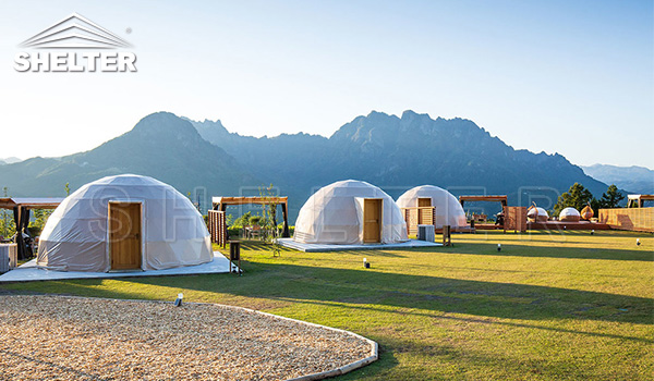 Starry Dome - Dome tent -glamping tent