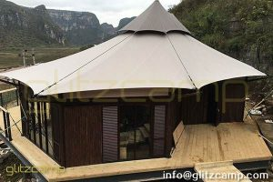 ensuite safari tent for sale-luxury-glamping-campsite-retreat-resort-hotel-tents-in-Africa-US-UK-Australia-lodge-tent-accommodation-with-bathroom-for-2-3-people 3