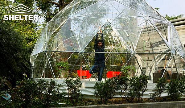 backyard dome tent - yoga dome tent - outdoor dome tent