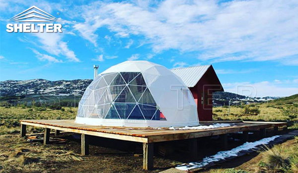 dome tent - dwell dome - Glamping tent
