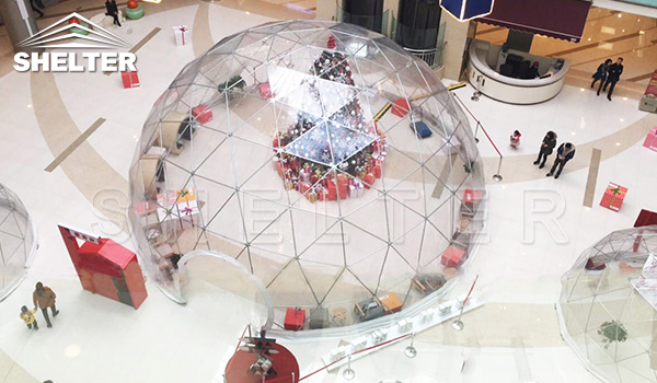 transparent dome - event dome - dome tent for sale (4)