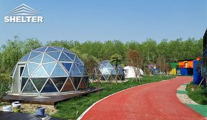 glass dome - dome tent - dwell dome - glamping dome (5)