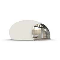 waterdrop tent - glamping tent for sales - luxury dome tent price