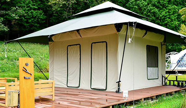 luxury glamping tent - forest lodge tent - glamping tent for sales