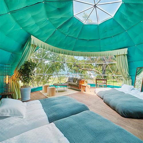 glam tents - luxury glamping tent - hotel tent for sales